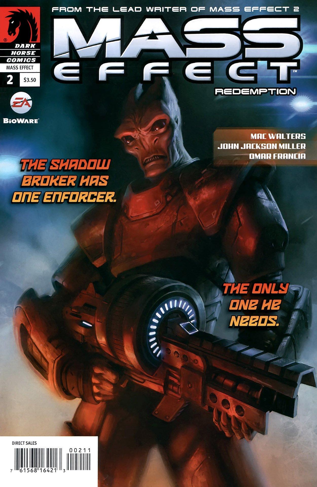 Mass Effect - Redemption 002 (February 2010)