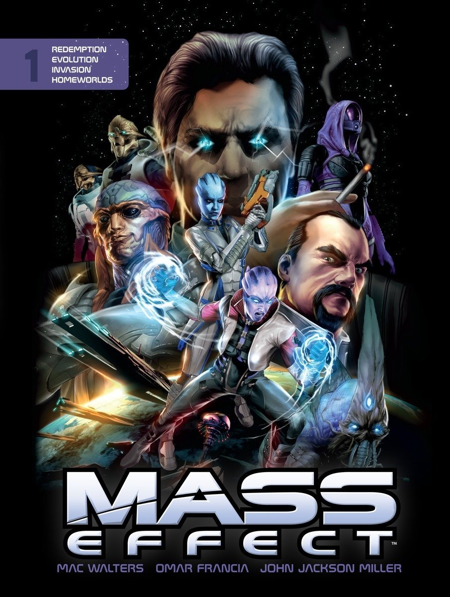Mass Effect Library Edition Vol.1 HC
