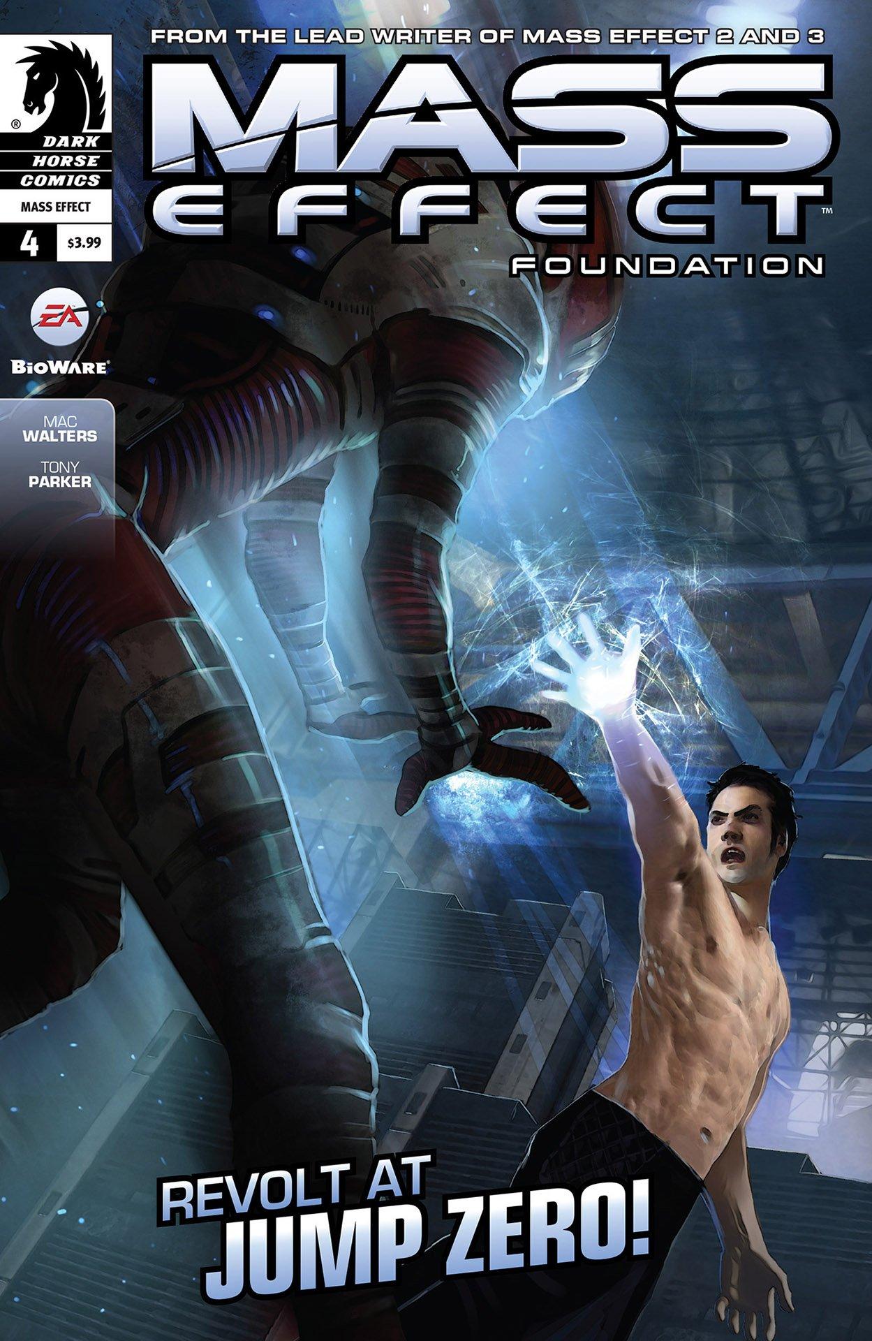 Mass Effect - Foundation 004 (October 2013)