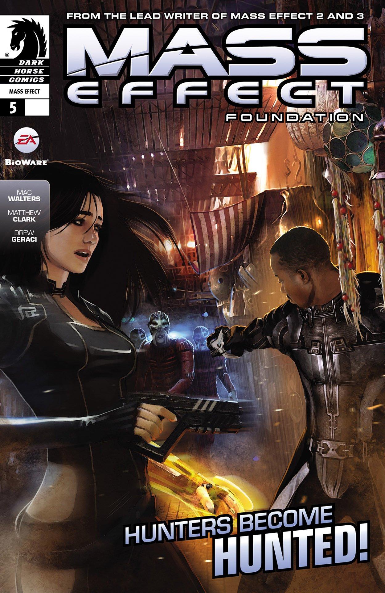 Mass Effect - Foundation 005 (November 2013)