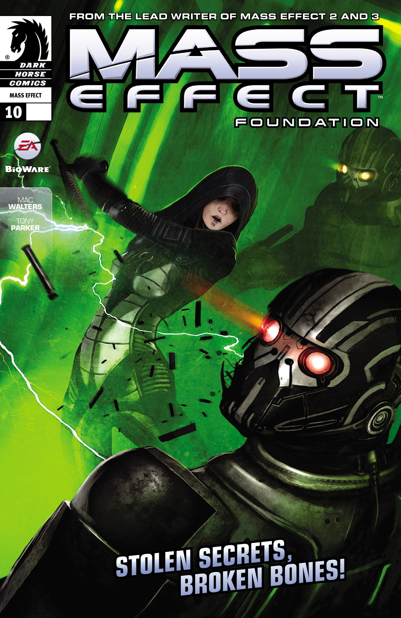 Mass Effect - Foundation 010 (April 2014)