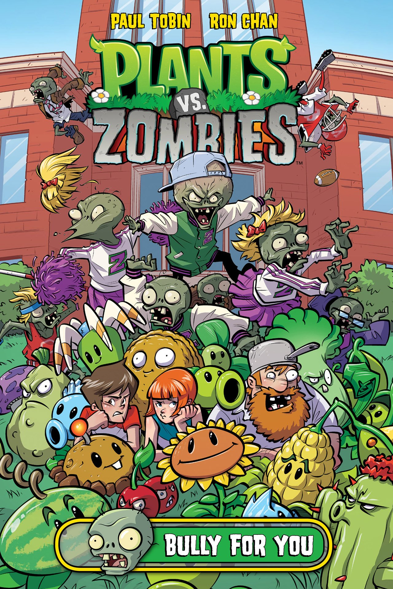 Plants vs. Zombies Vol.3 - Bully For You HC