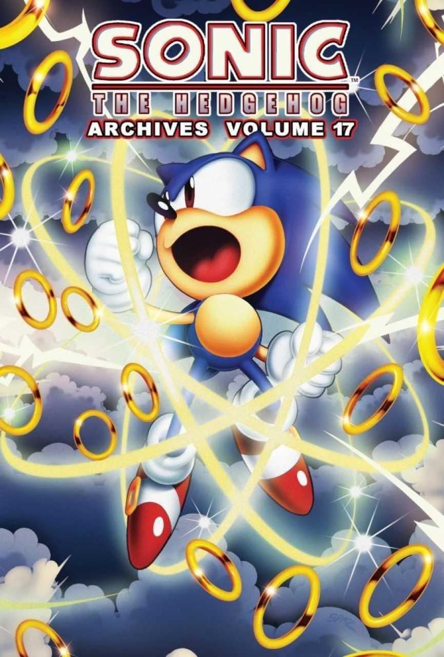 Sonic the Hedgehog Archives Volume 17