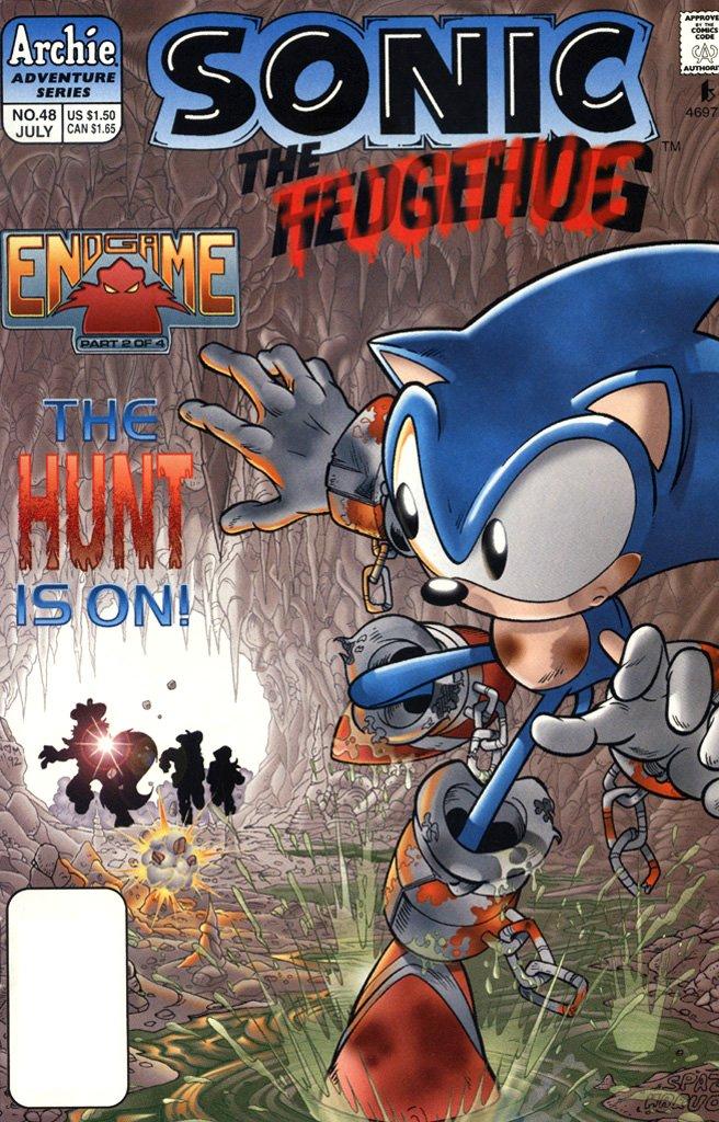 Sonic the Hedgehog 048 (July 1997)