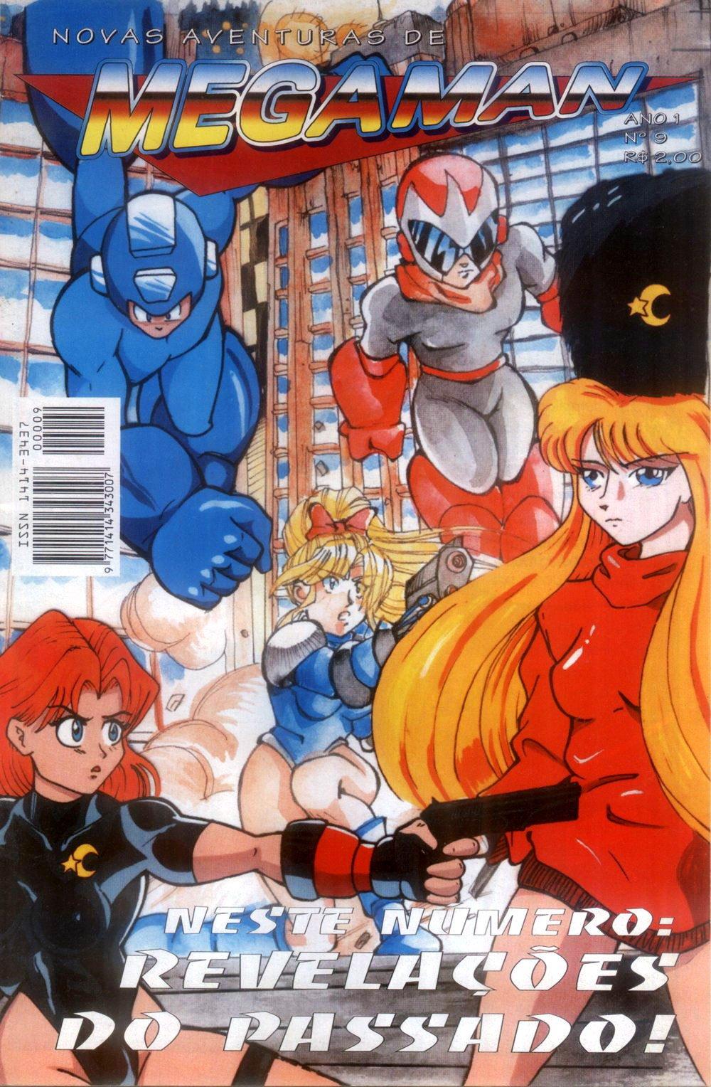 New Adventures of Mega Man Issue 09 (1997)