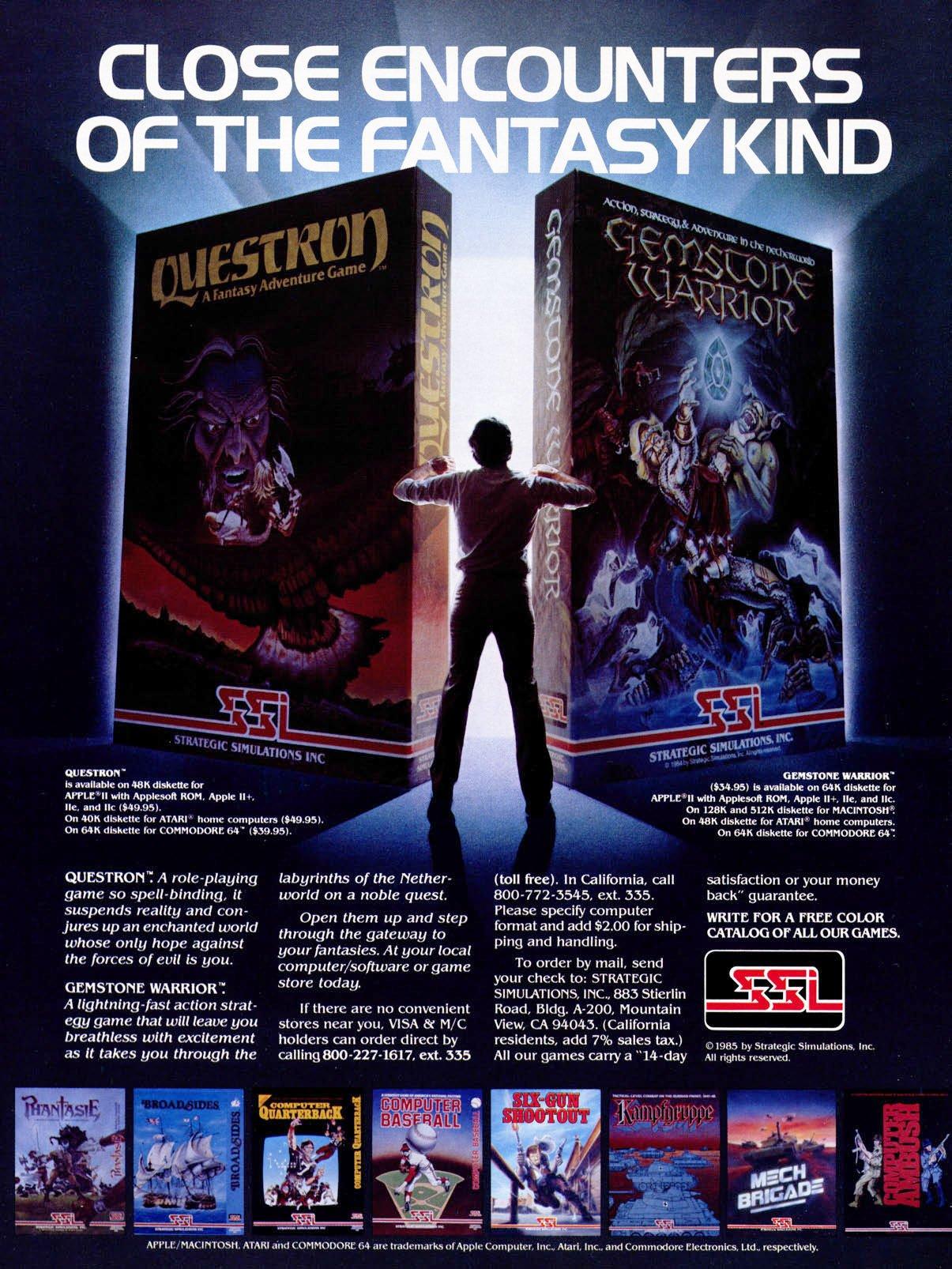 Questron, Gemstone Warrior (2)