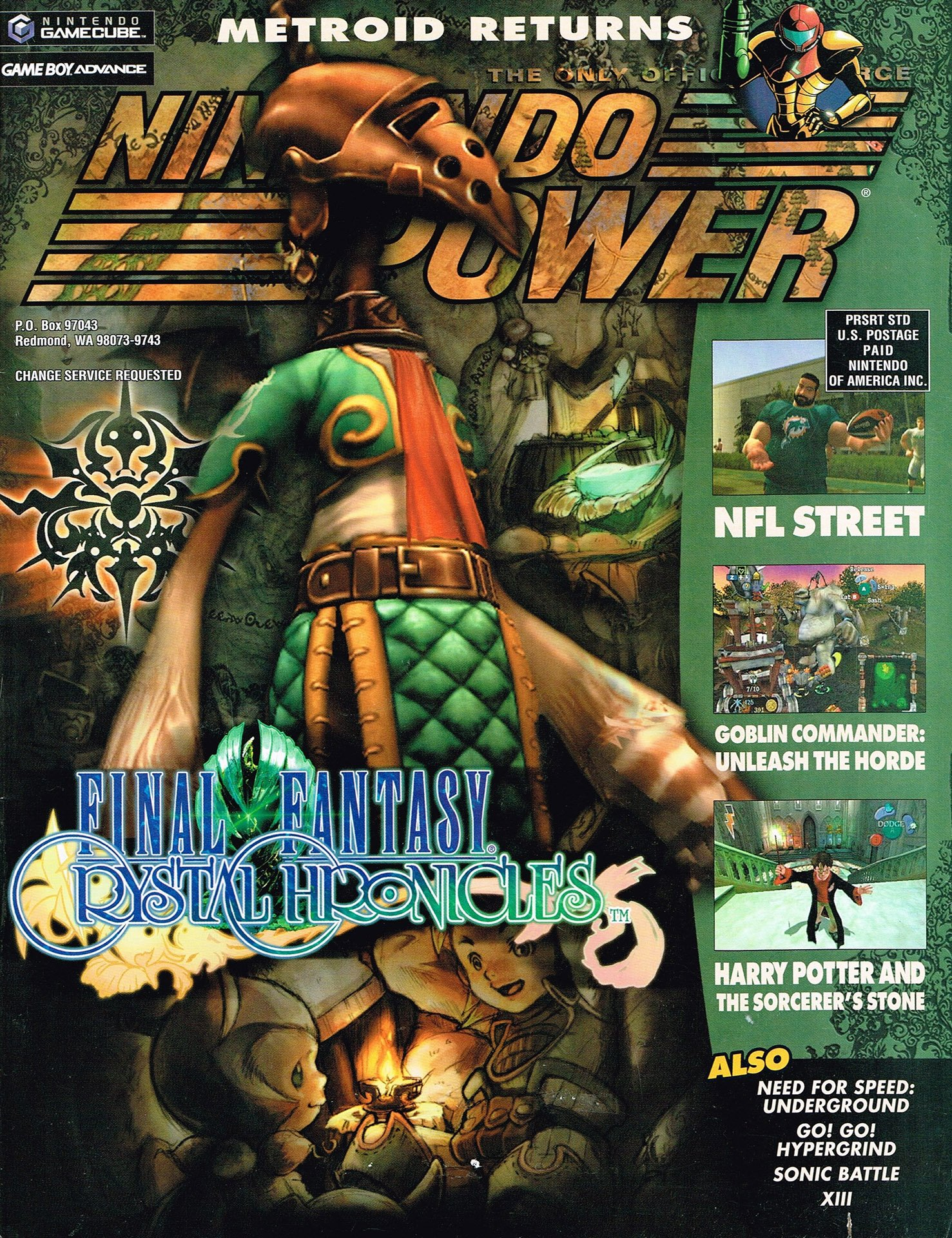 Nintendo Power Issue 177 (March 2004)