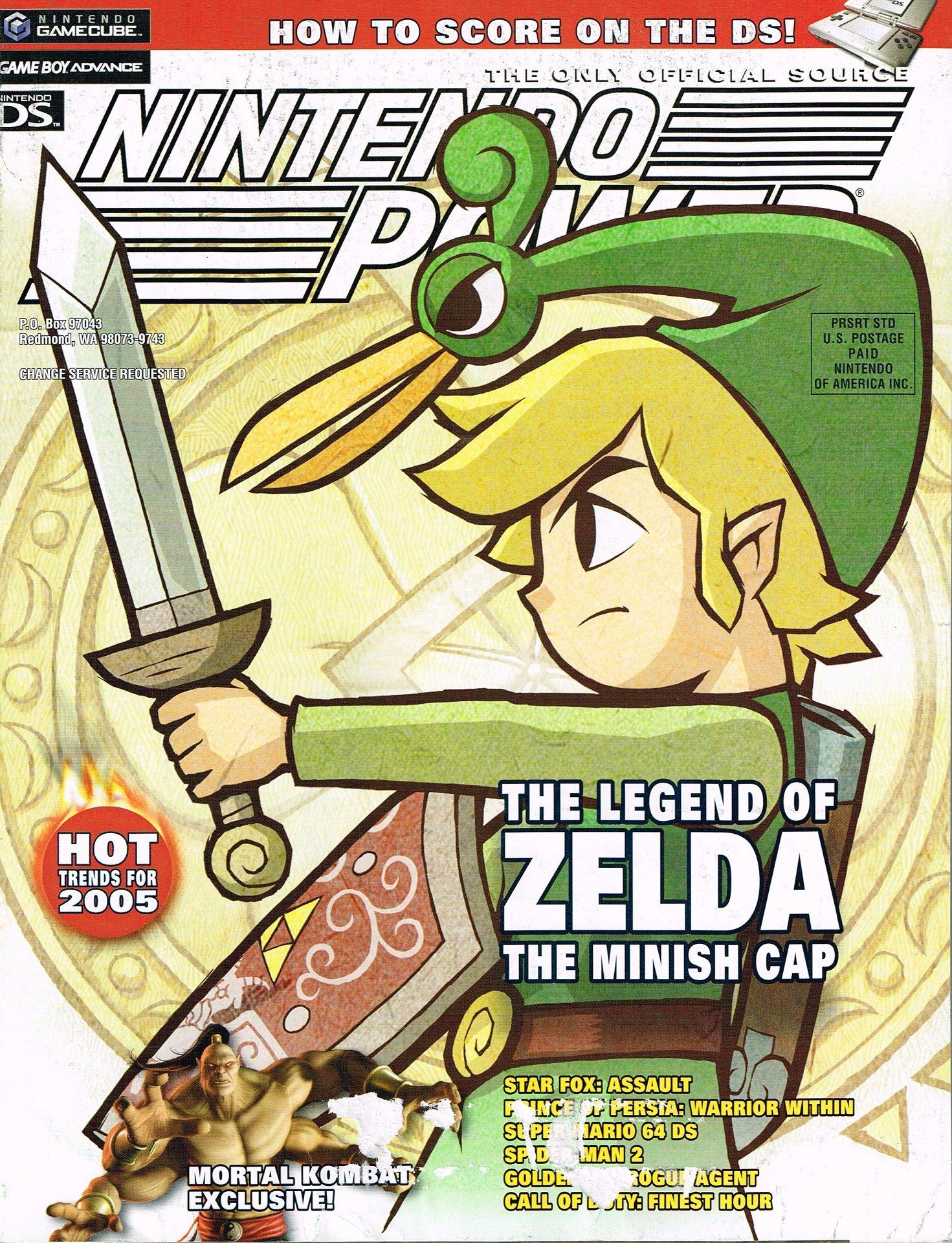 Nintendo Power Issue 188 (February 2005)