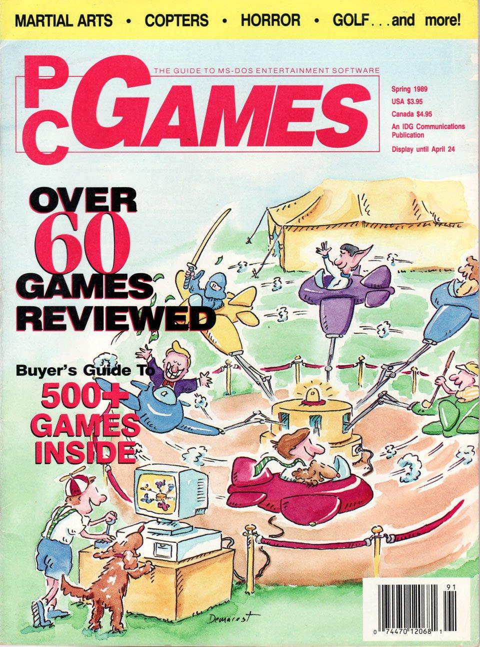 PCGames (1989 Spring)