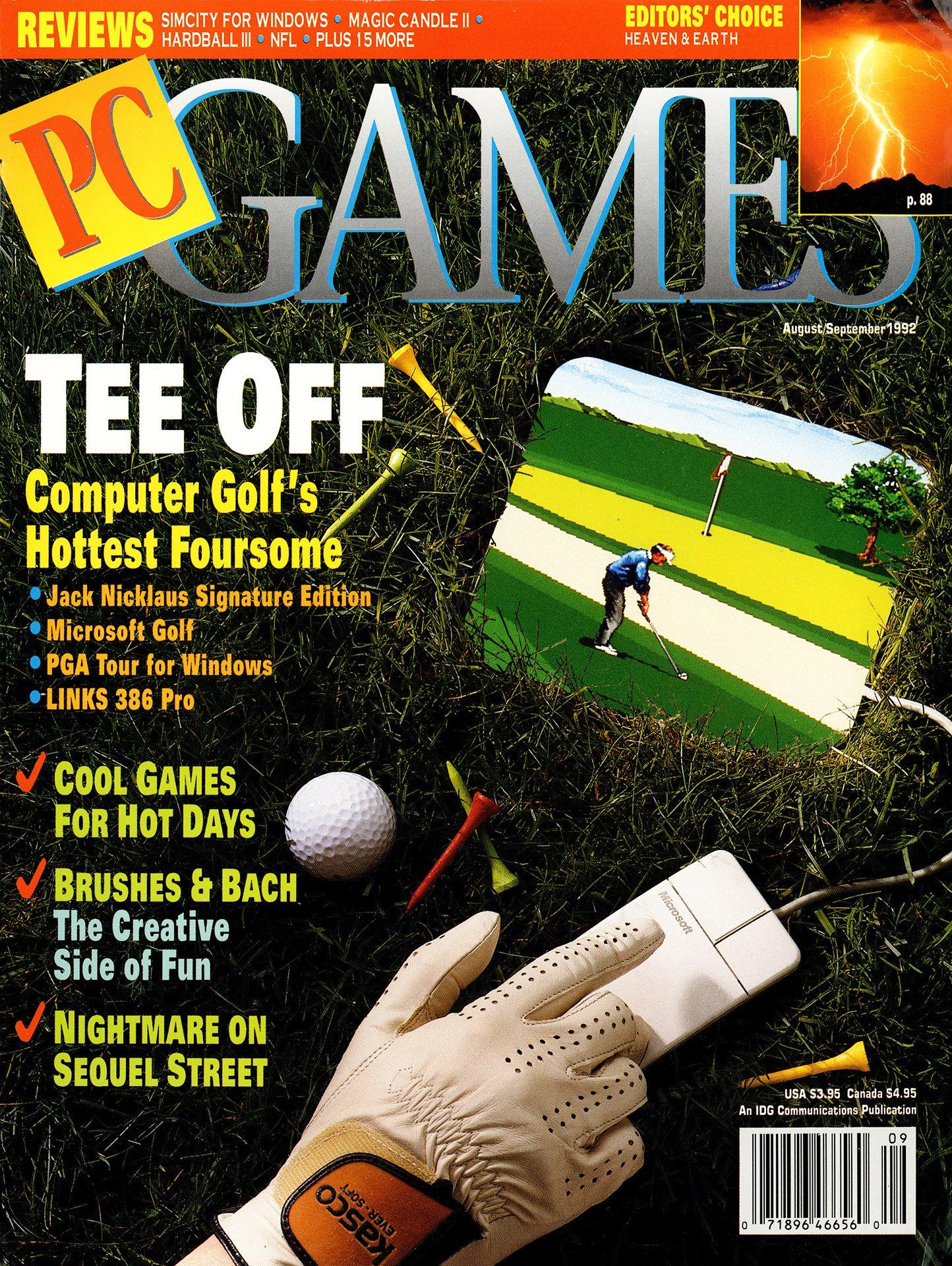 PCGames (1992.08-09)
