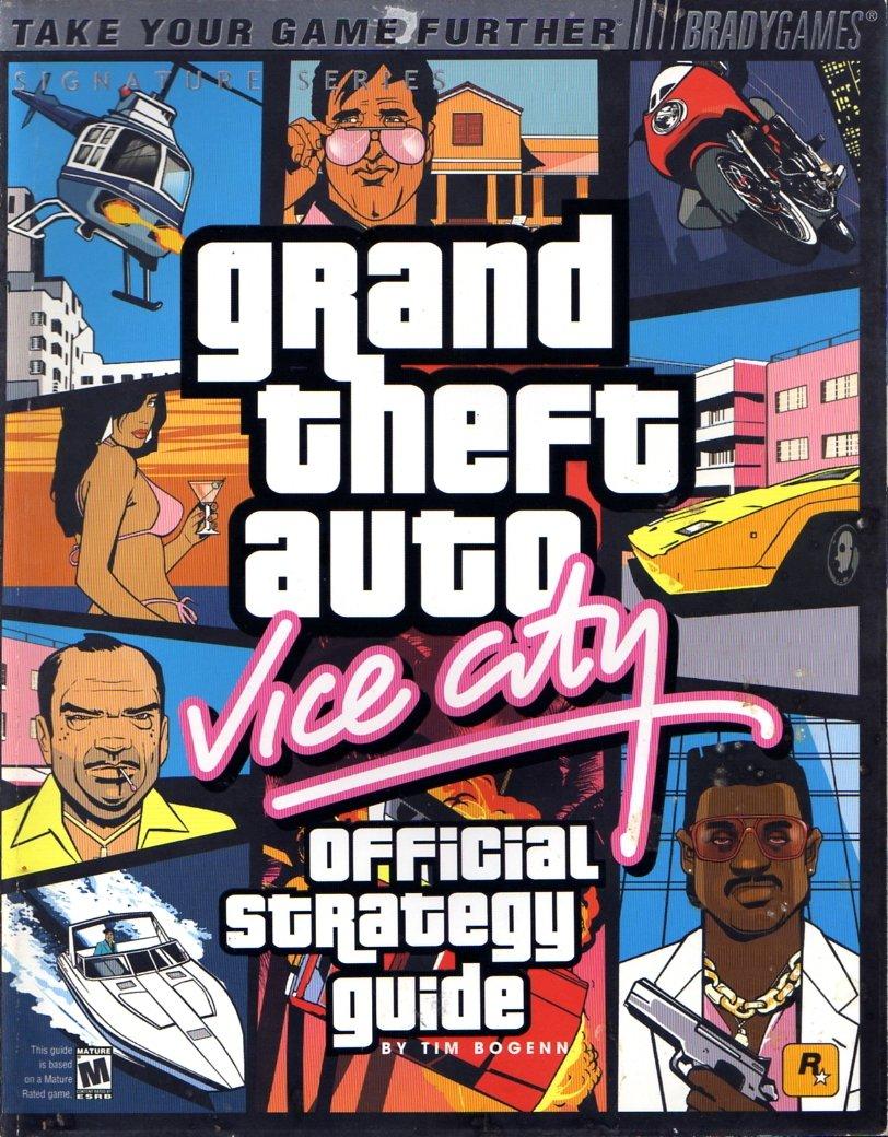 grand theft auto vice city official strategy guide bradygames rh retromags com grand theft auto v official strategy guide pdf grand theft auto v official strategy guide pdf