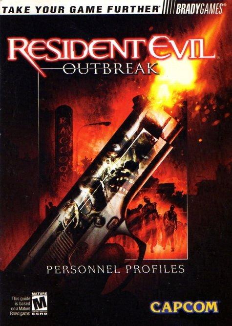 Resident Evil Outbreak Personnel Profiles
