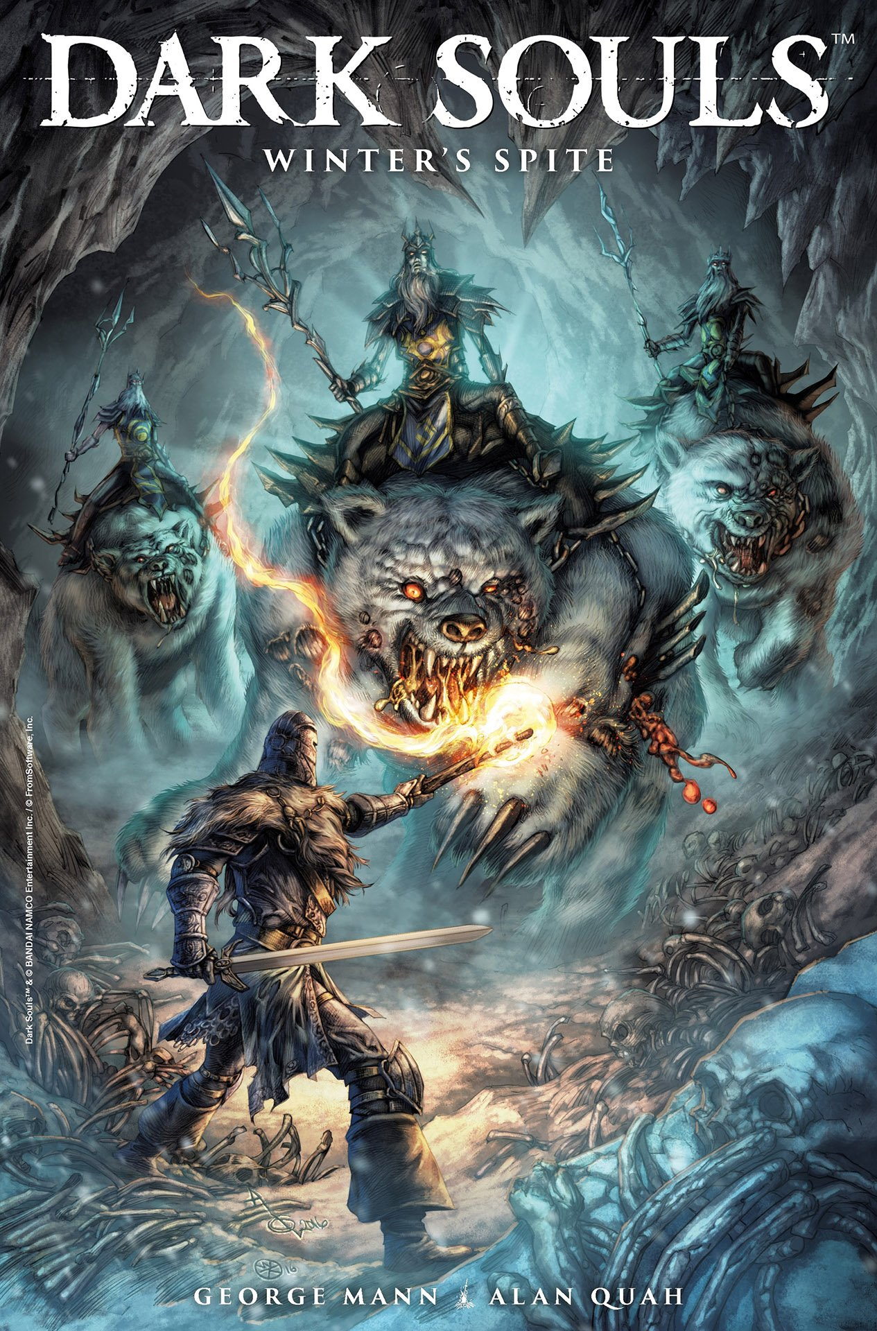Dark Souls: Winter's Spite 003 (February 2017) (cover a)