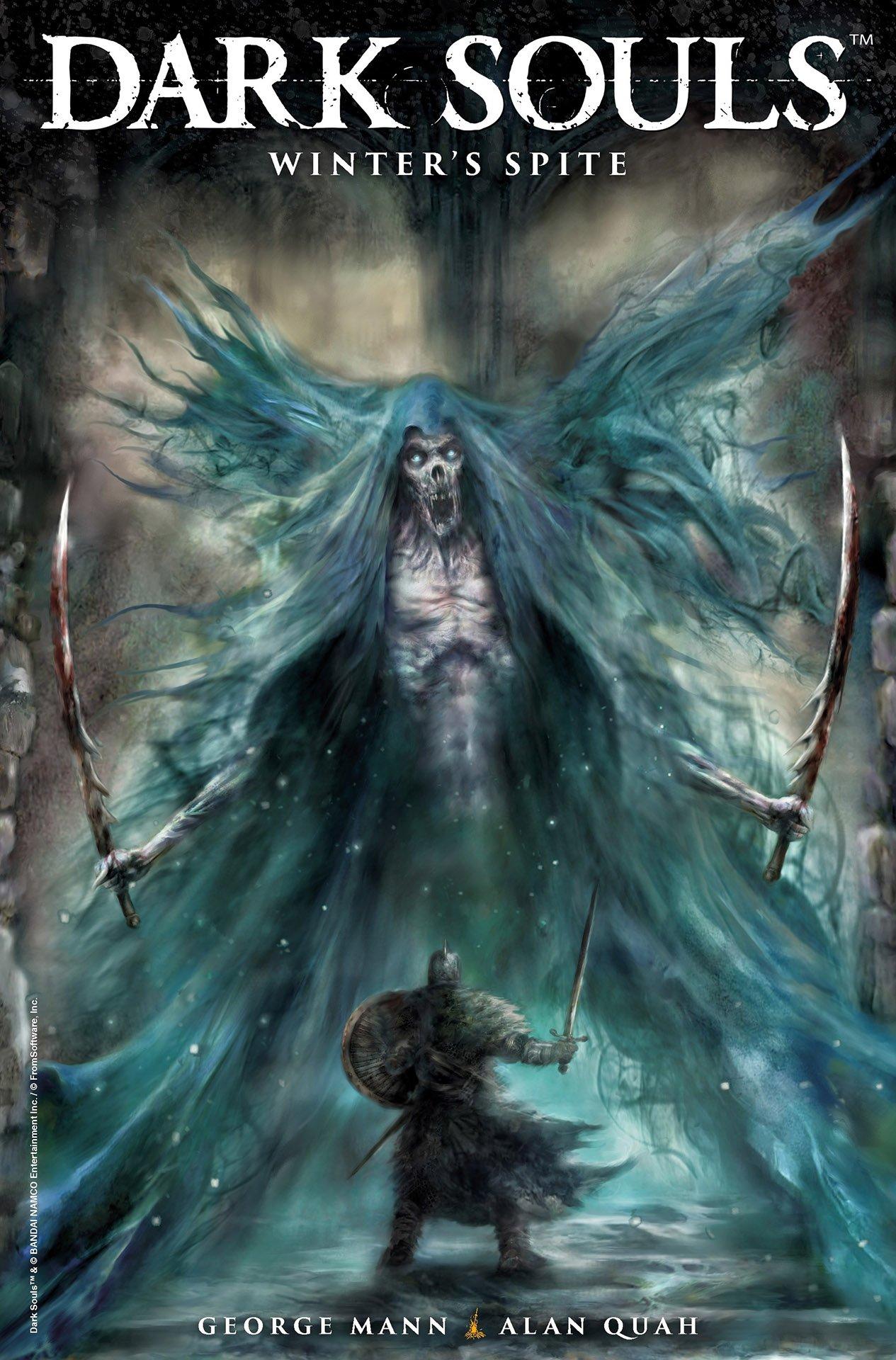 Dark Souls: Winter's Spite 004 (April 2017) (cover b)