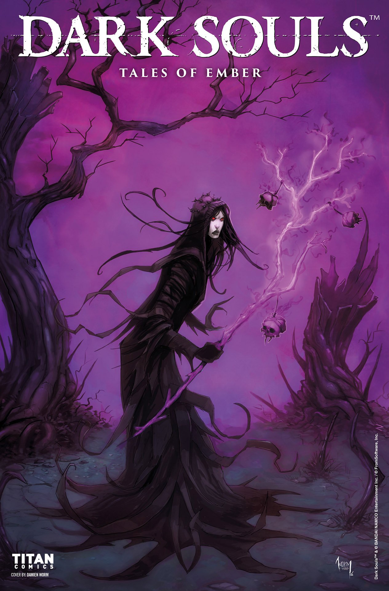 Dark Souls: Tales of Ember 001 (April 2017) (cover a)