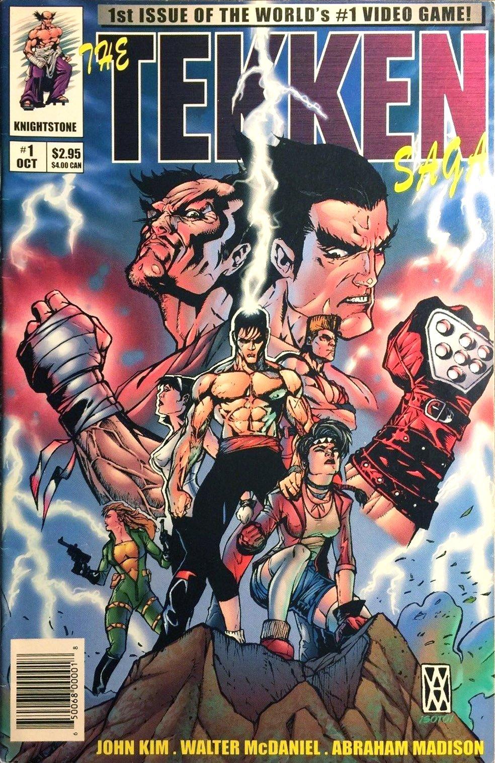 Tekken Saga 01 (October 1997)