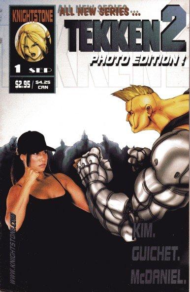 Tekken 2 01 (September 1998) (photo edition)