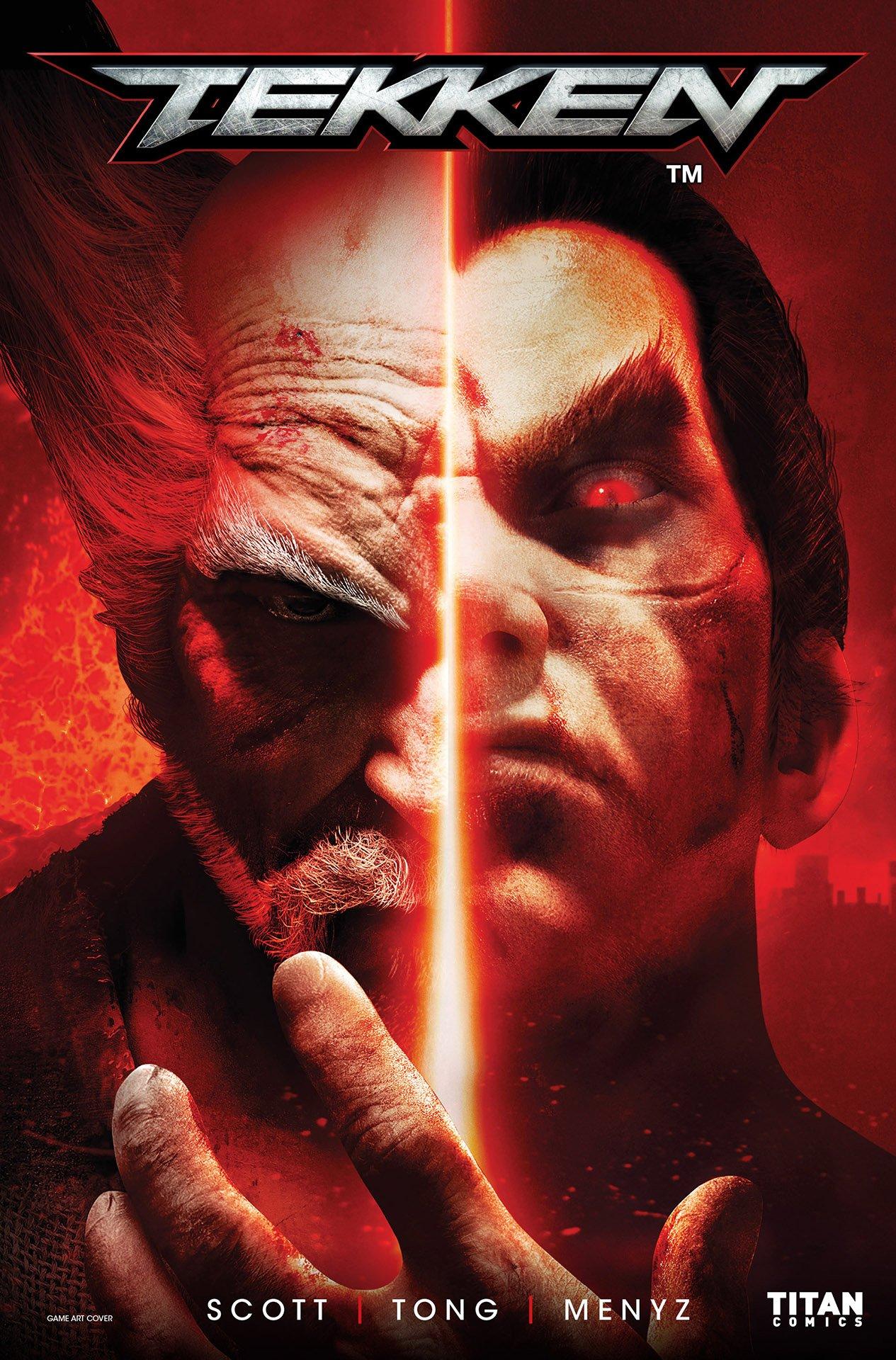 Tekken: Blood Feud 001 (June 2017) (cover d)