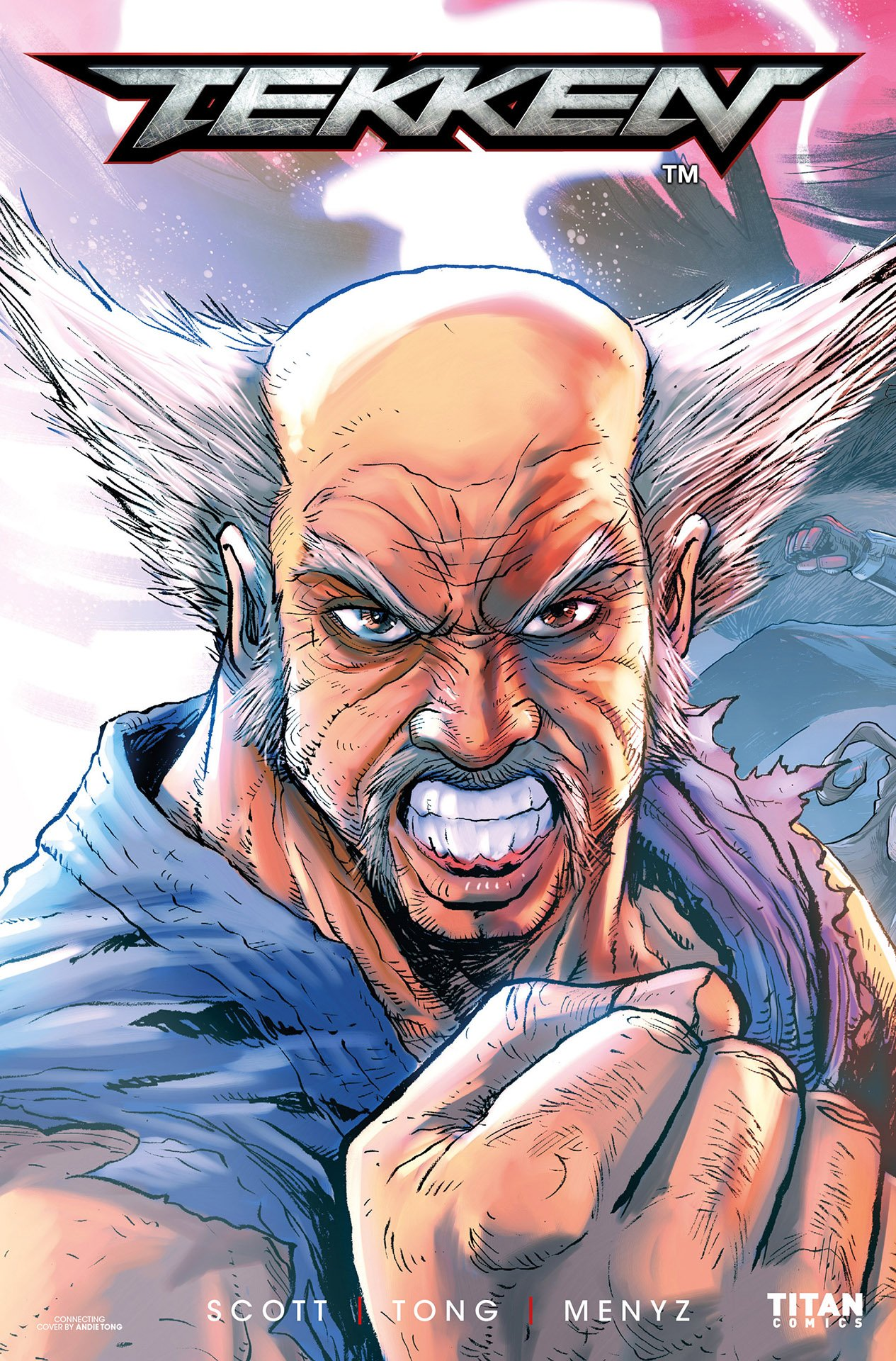 Tekken: Blood Feud 001 (June 2017) (cover f)