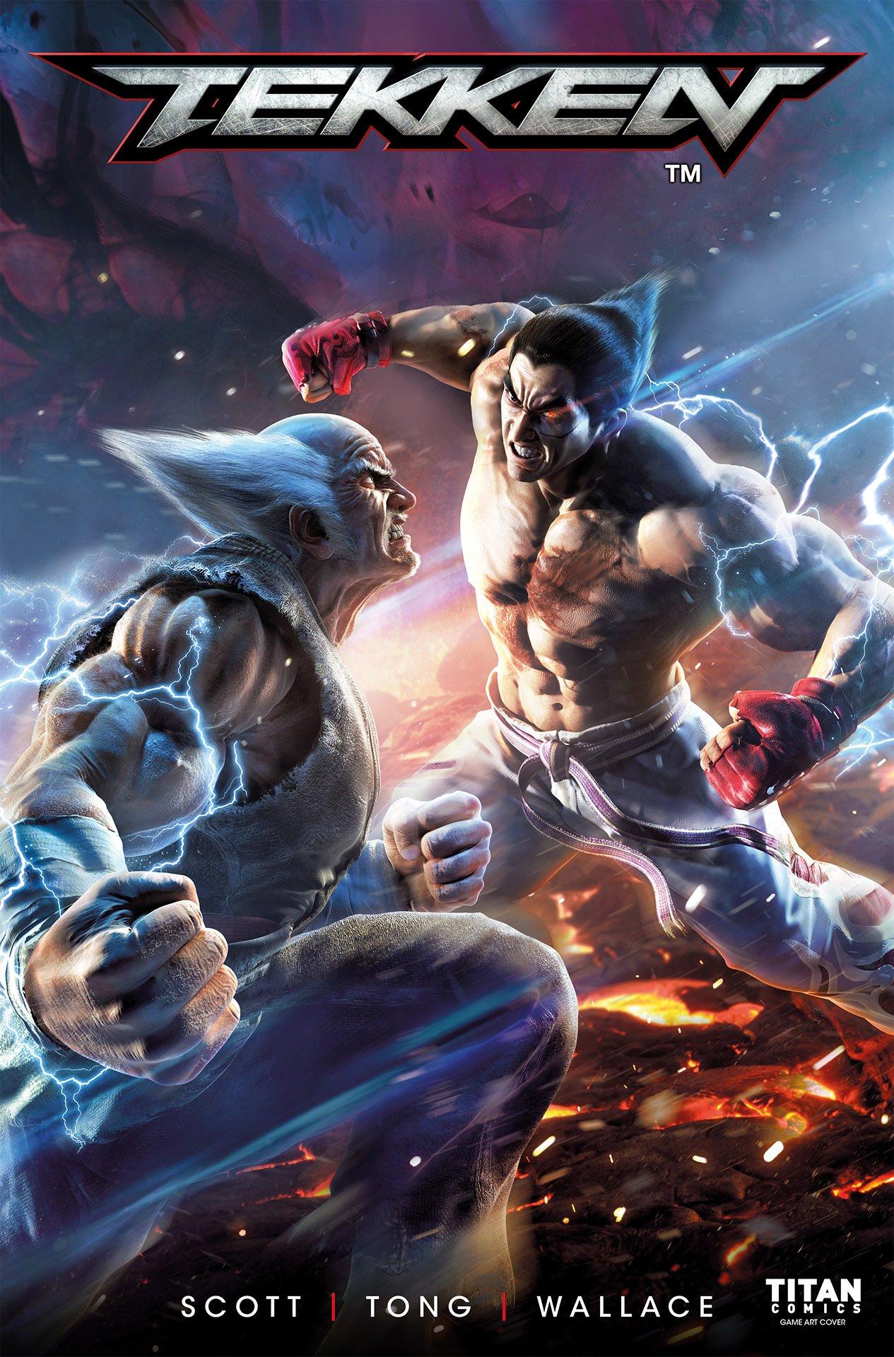 Tekken: Blood Feud 002 (July 2017) (cover a)