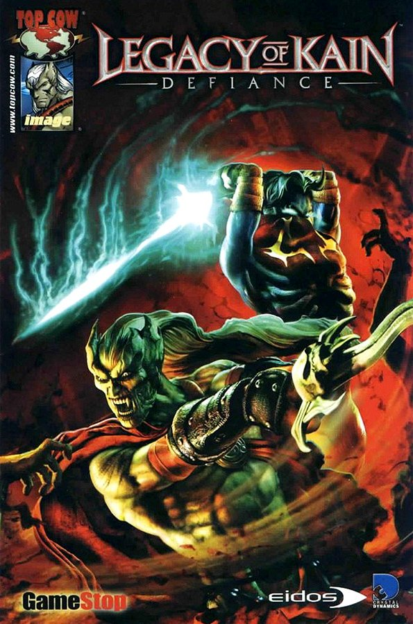 Legacy of Kain: Defiance (January 2004) (GameStop variant)