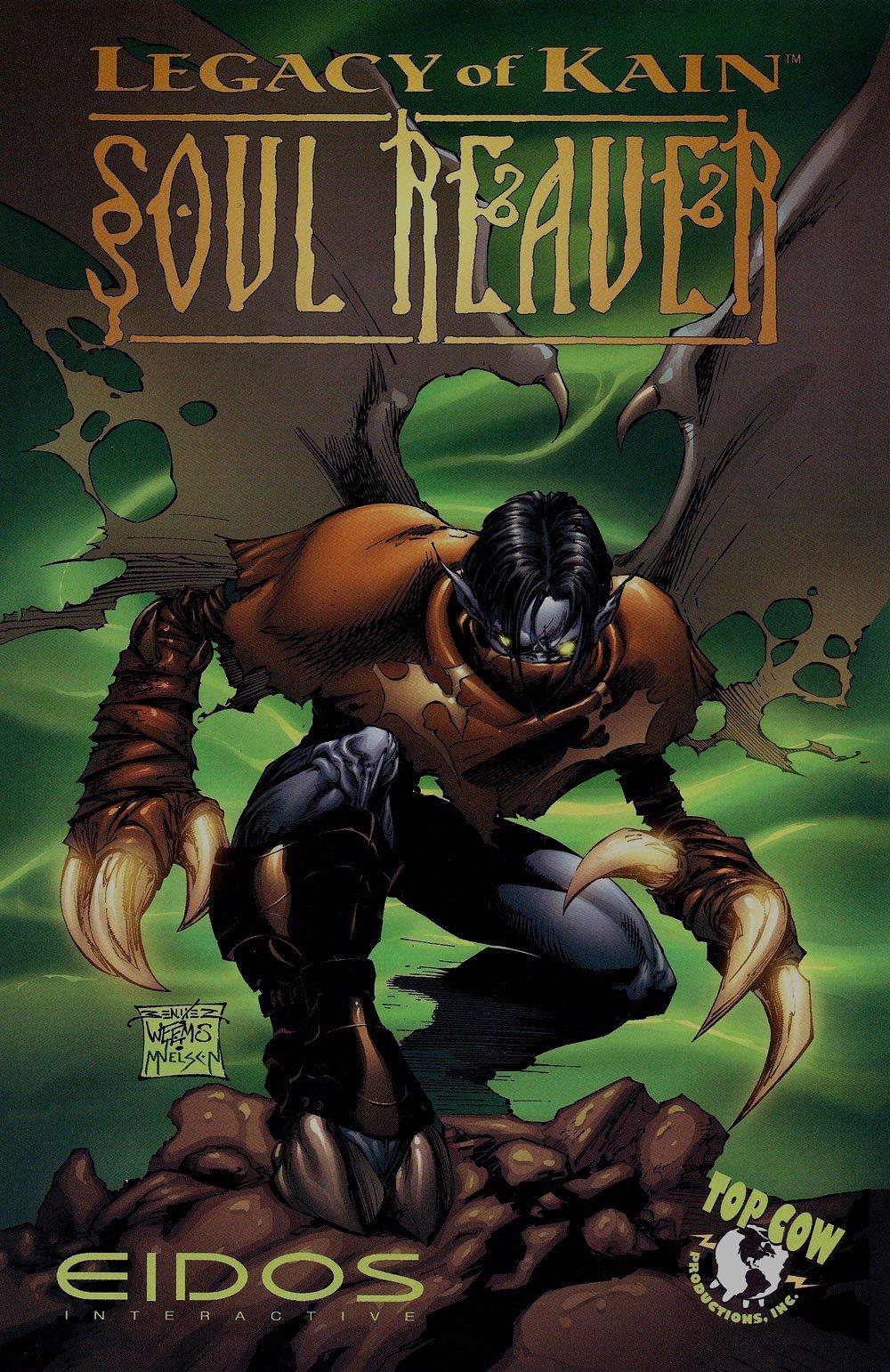 Legacy of Kain: Soul Reaver (October 1999)