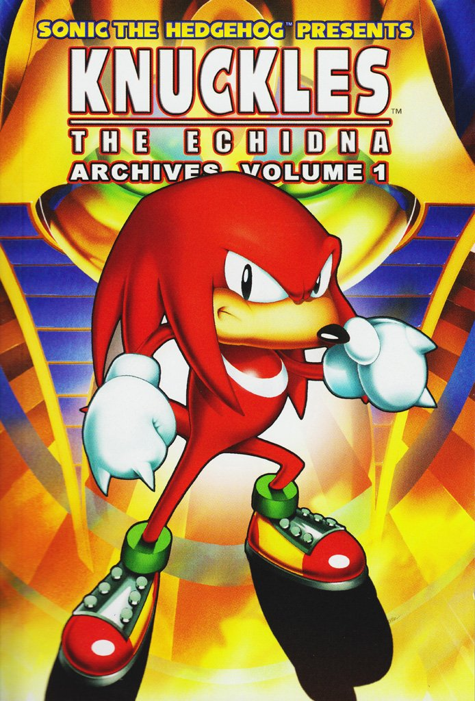 Knuckles the Echidna Archives Volume 1