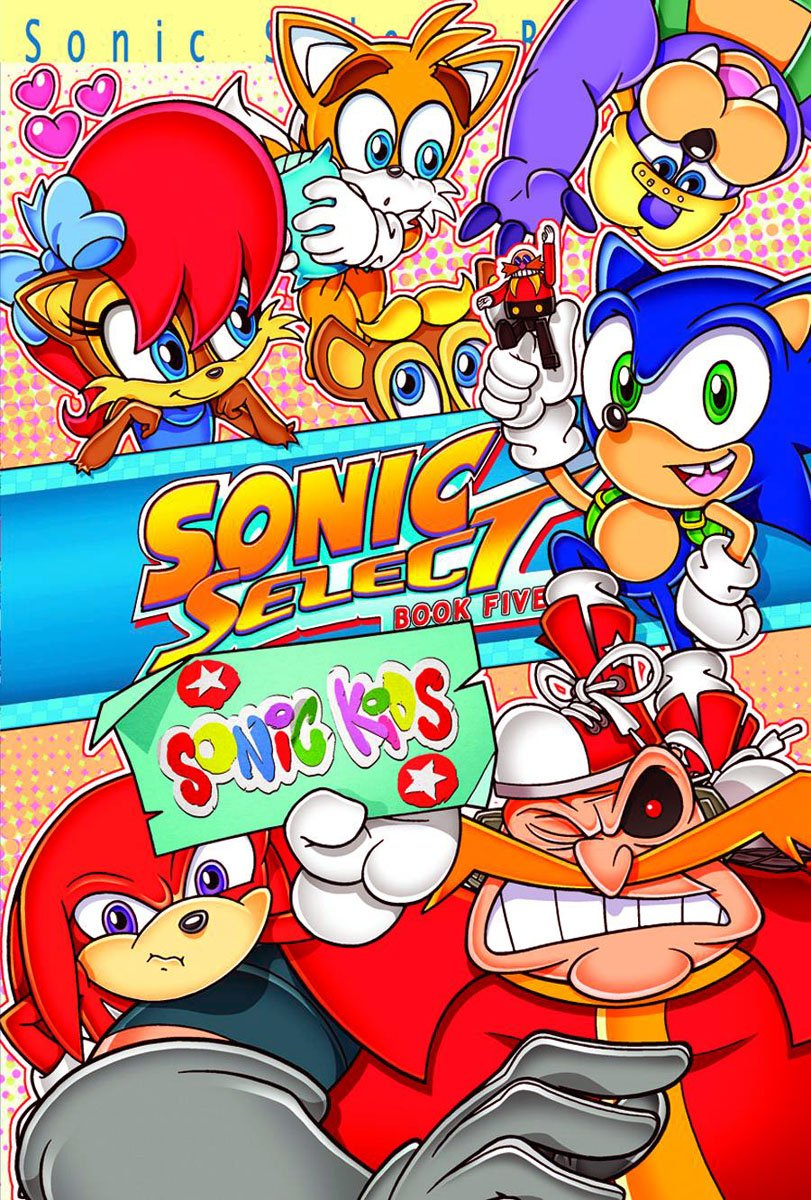 Sonic Select Book 05