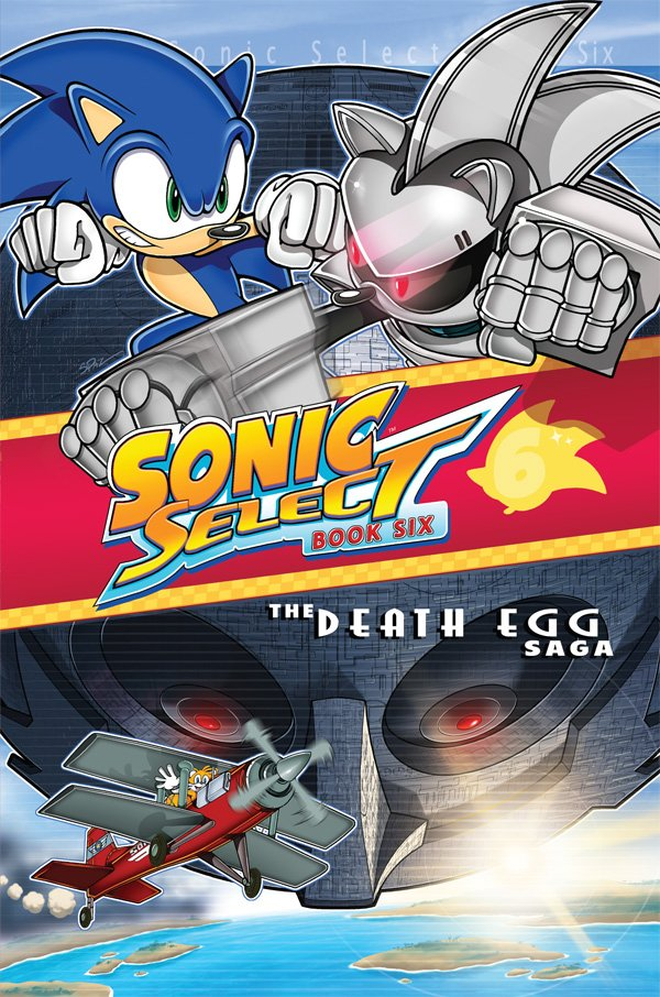 Sonic Select Book 06