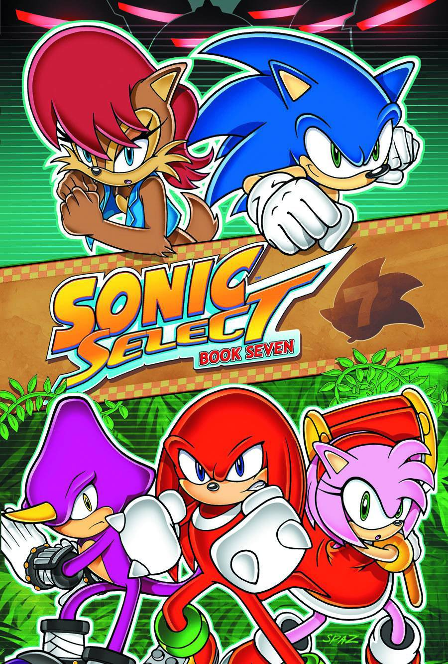 Sonic Select Book 07