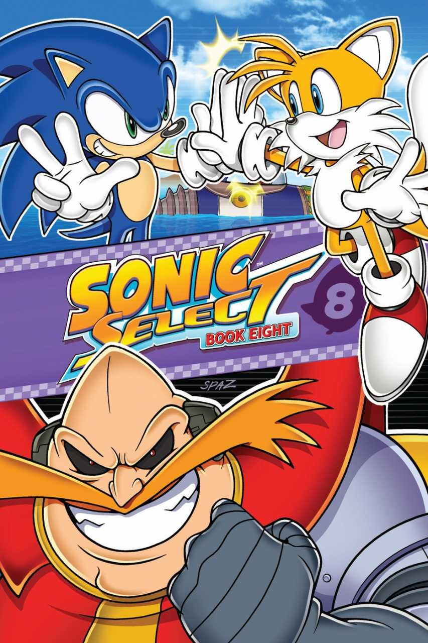 Sonic Select Book 08