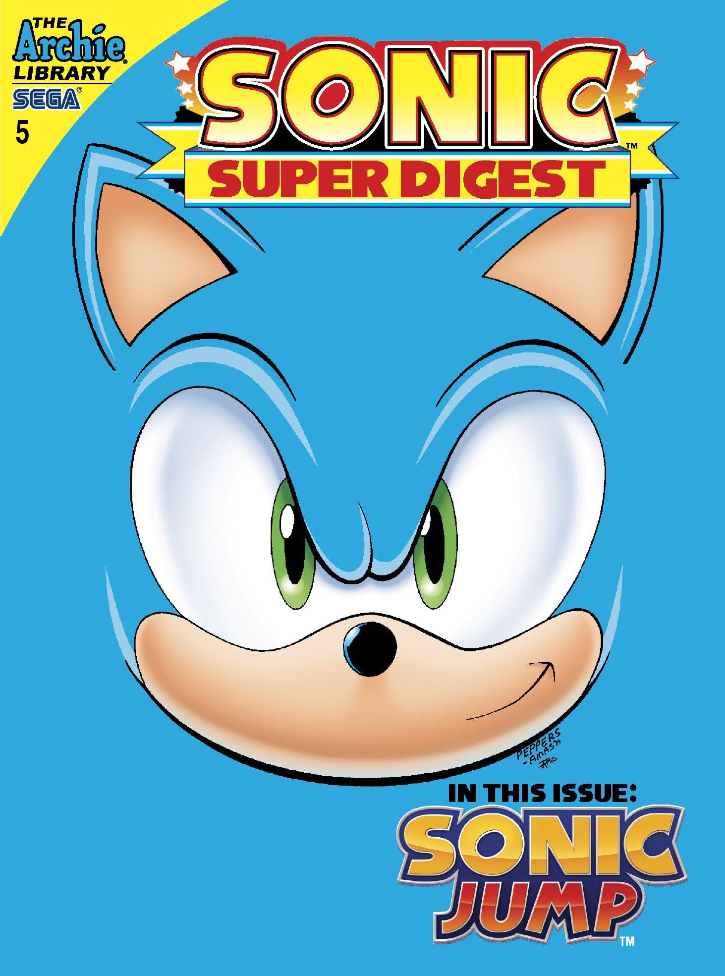 Sonic Super Digest 05