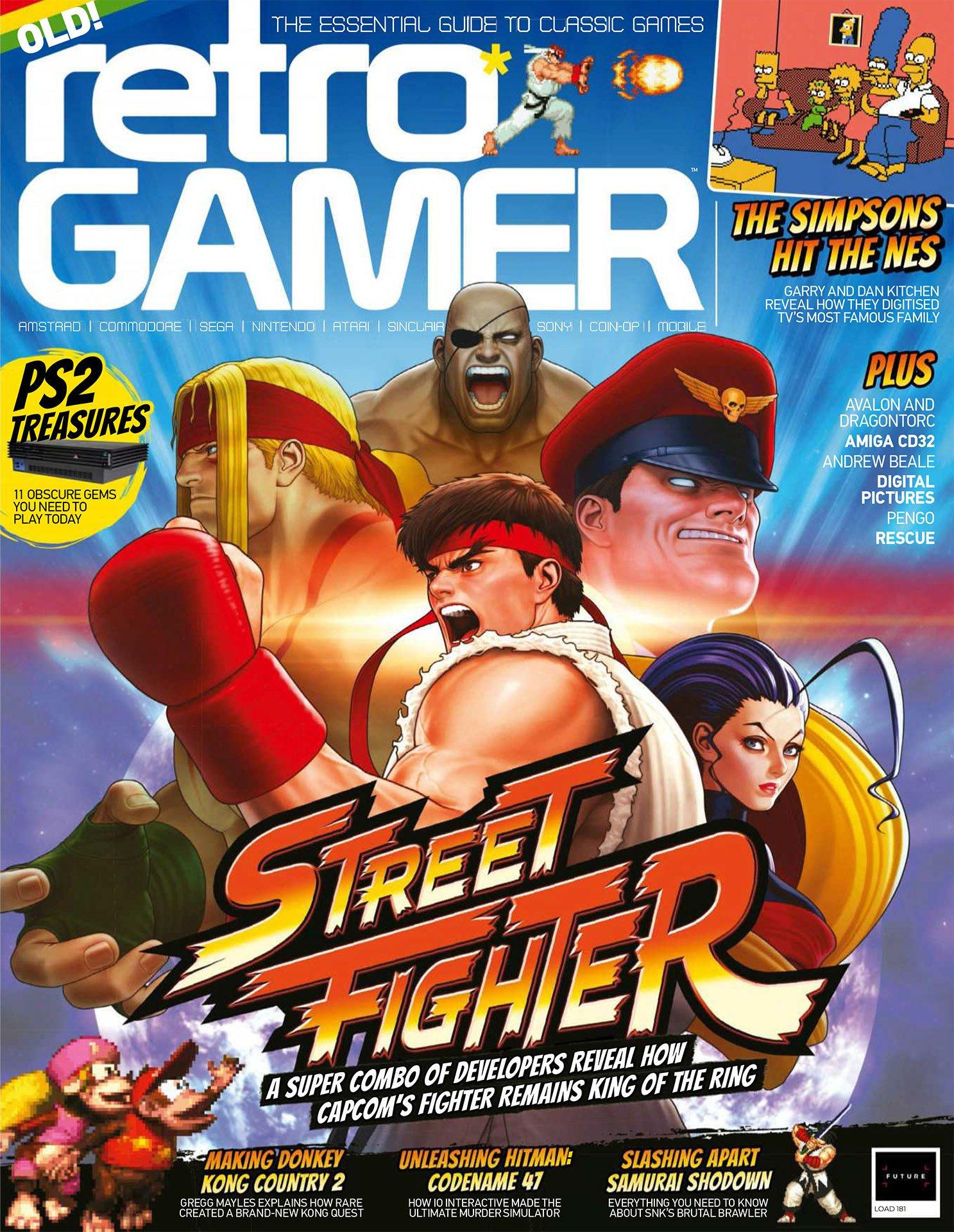 Retro Gamer Issue 181 (June 2018)