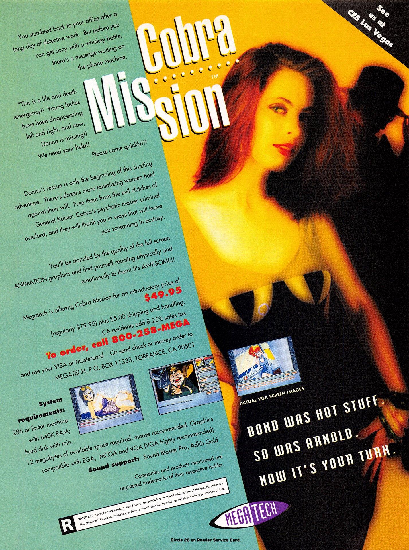 Cobra Mission (ver. 2)