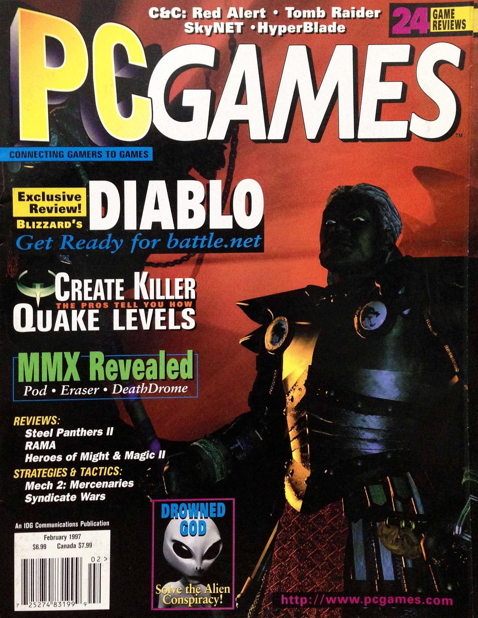 PC Games Vol. 04 No. 02 (February 1997)