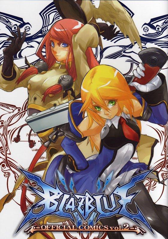 BlazBlue Official Comics Vol.2 (2010)