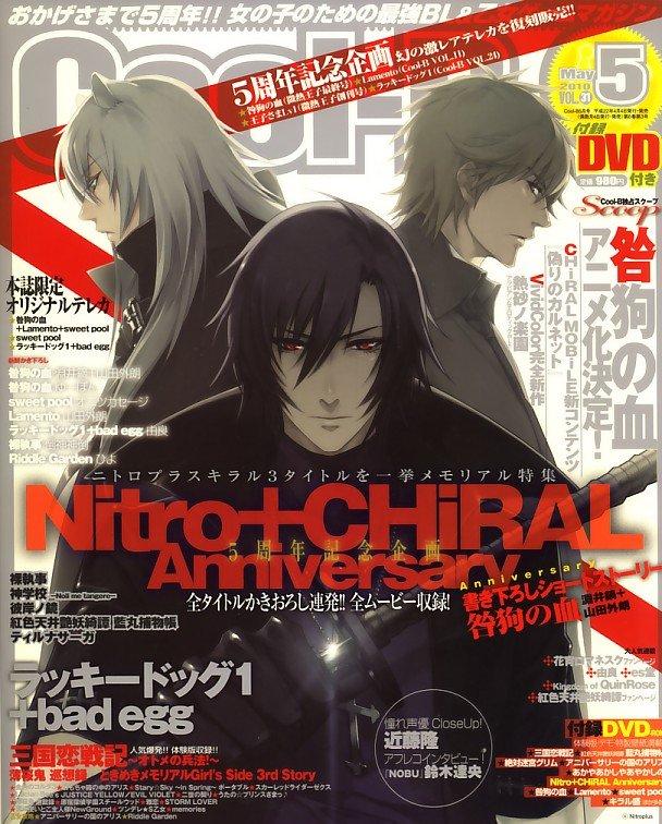 Cool-B Vol.031 (May 2010)