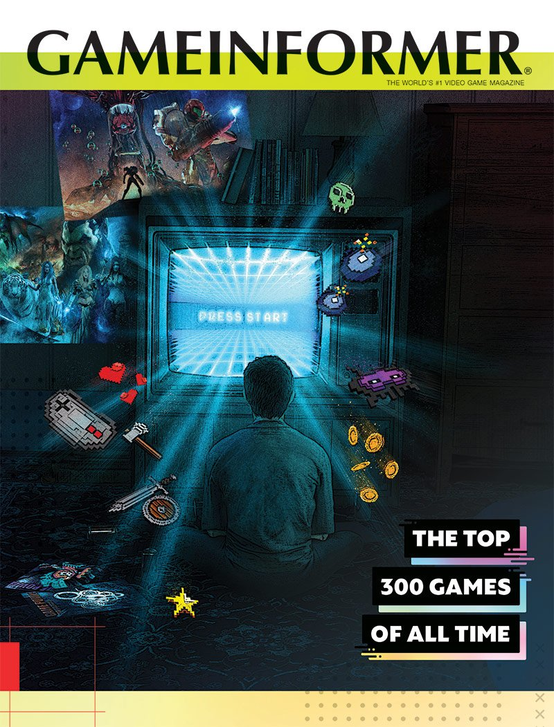 Game Informer Issue 300a April 2018