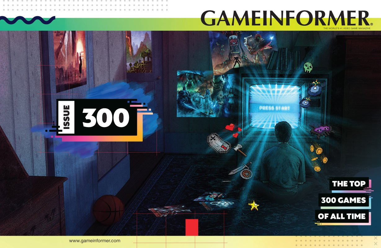 Game Informer Issue 300a April 2018 full