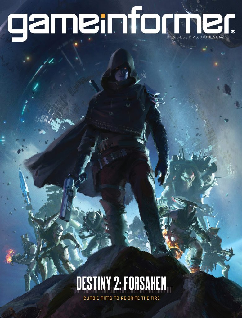 Game Informer Issue 304 August 2018