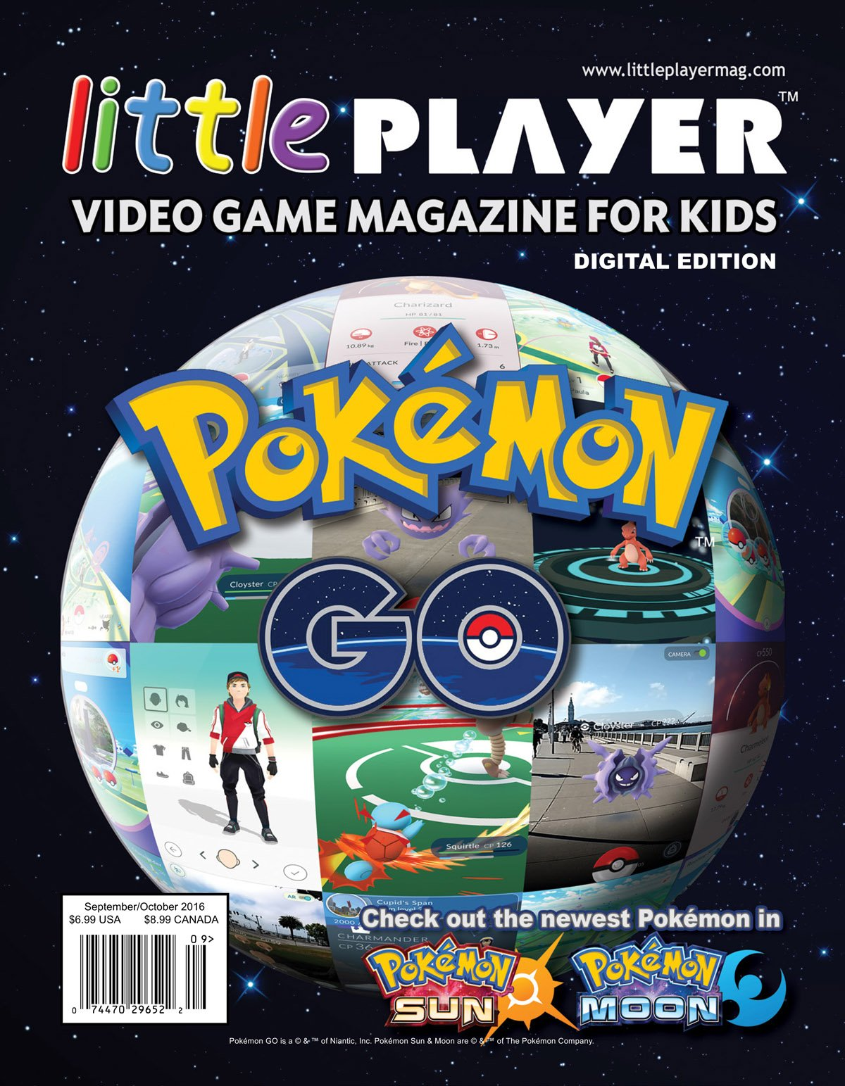 Little Player Issue 03 (September/October 2016)