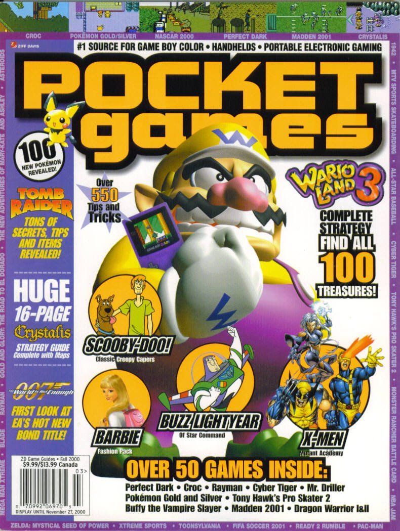 Pocket Games Issue 04 (Fall 2000)
