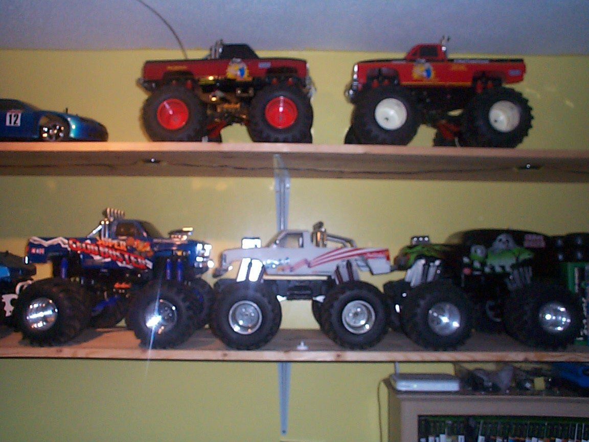 my rc collection