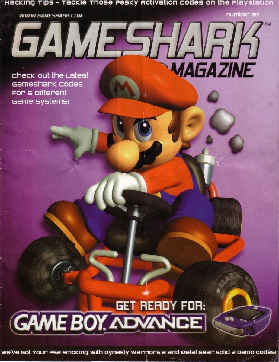 Game Shark Magazine 30