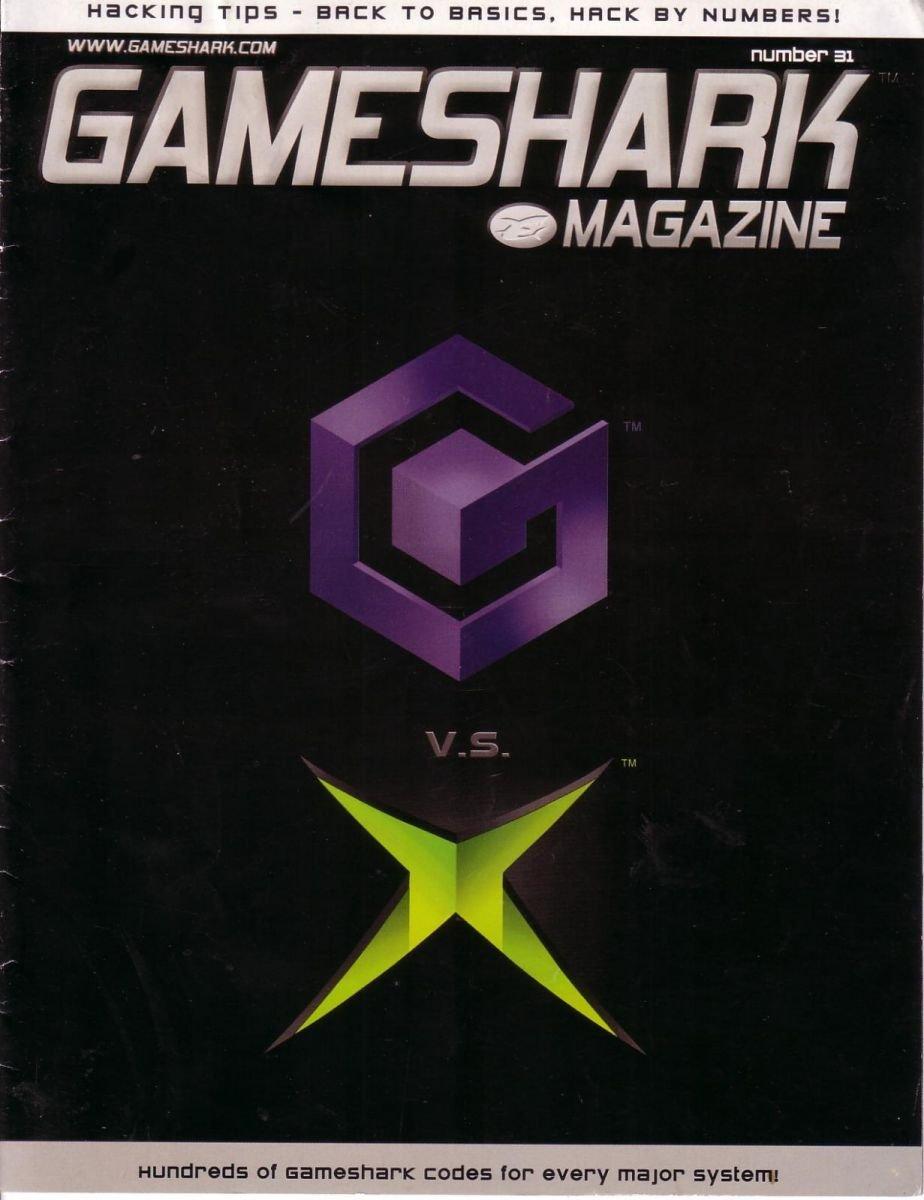 Game Shark Magazine 31
