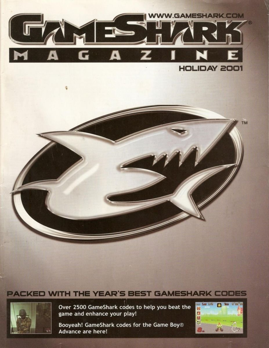 Game Shark Magazine 33a