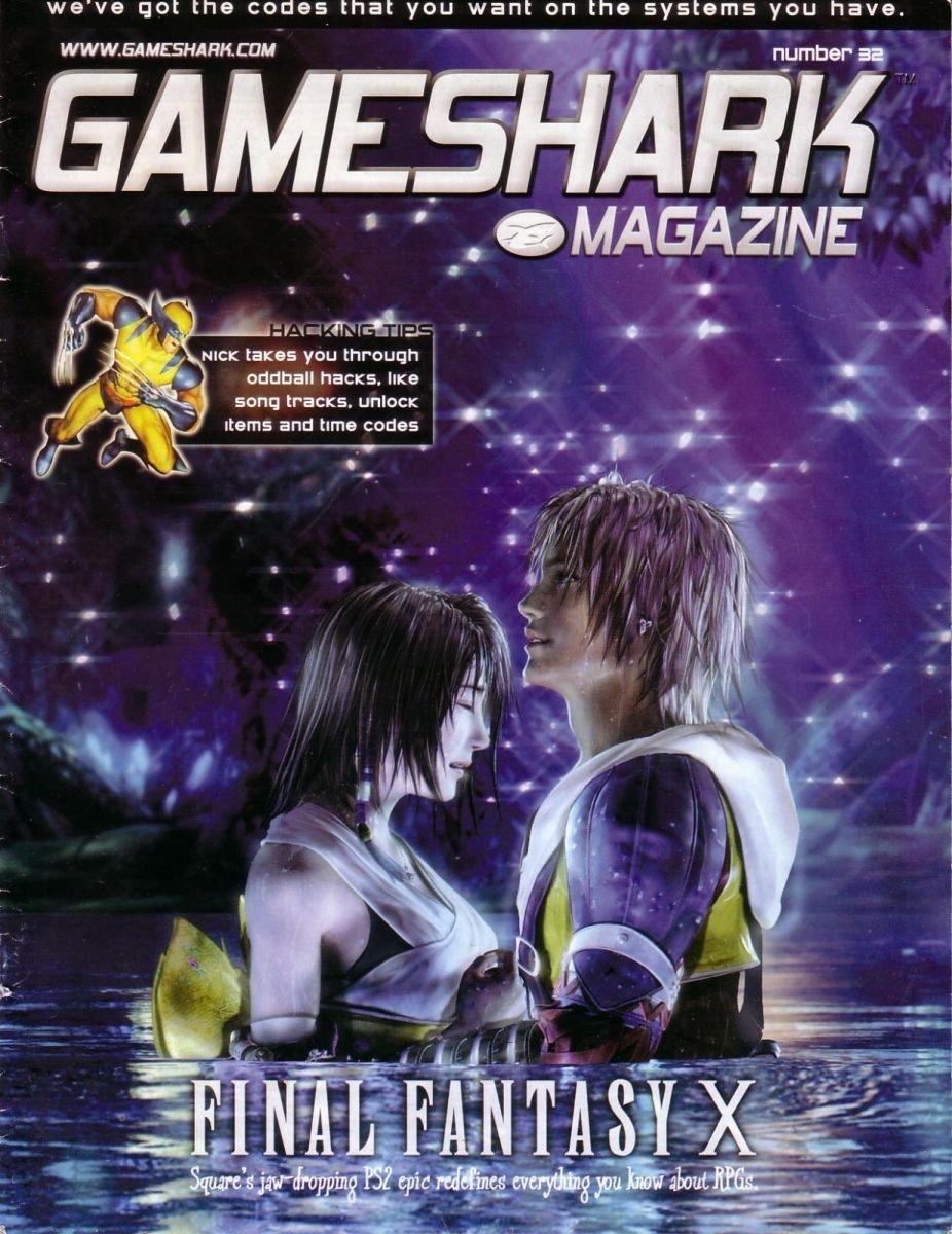 Game Shark Magazine 32
