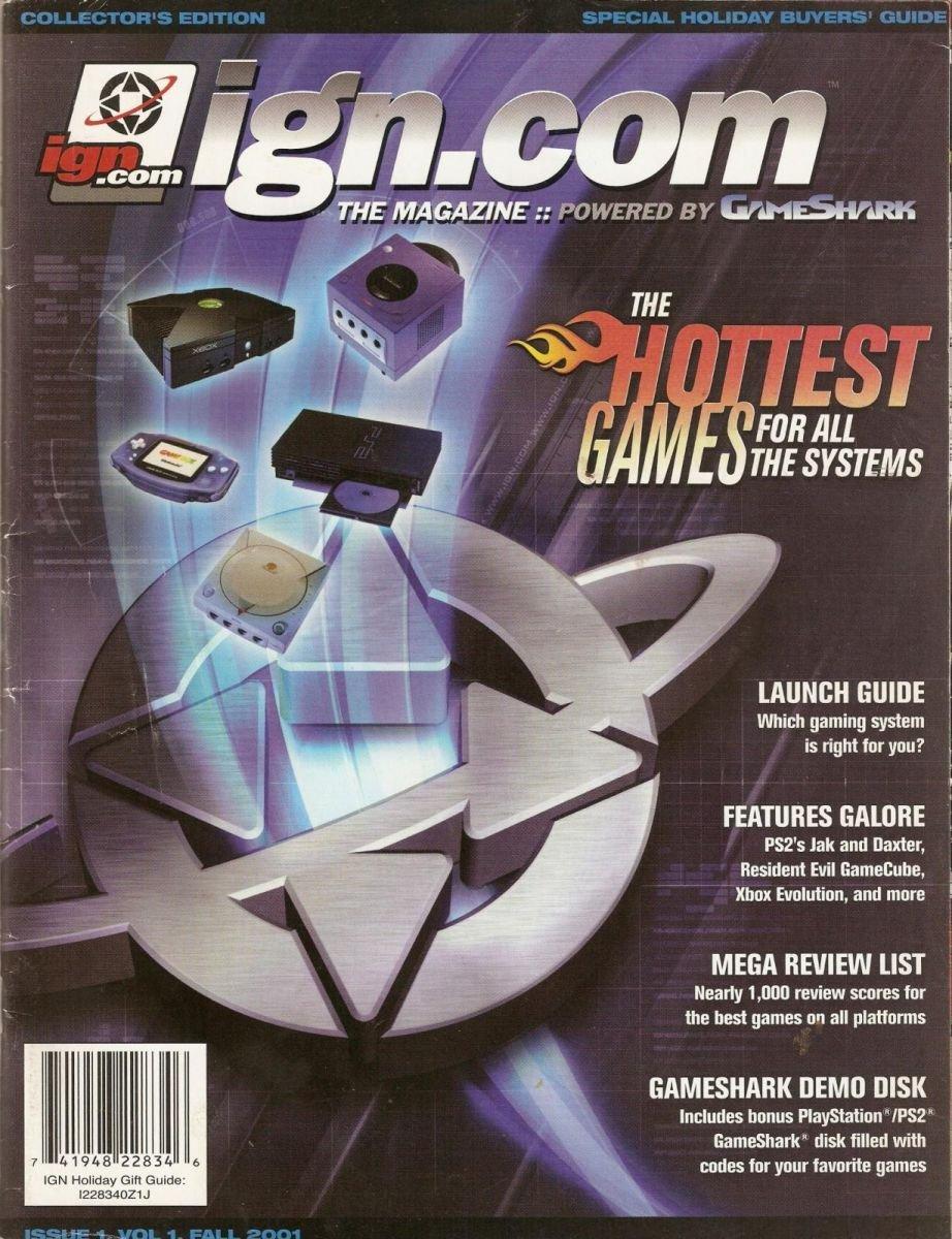 Game Shark Magazine 33b