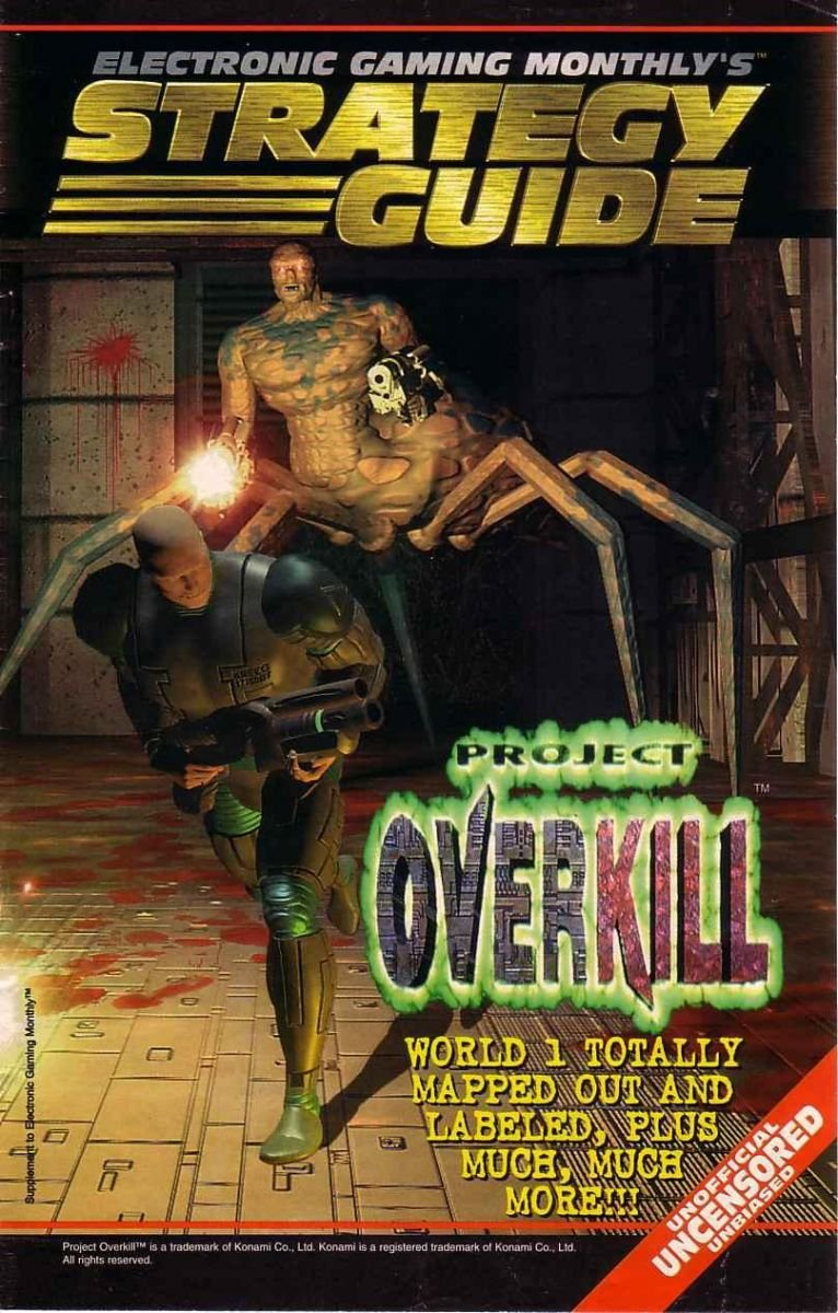 Project Overkill guide