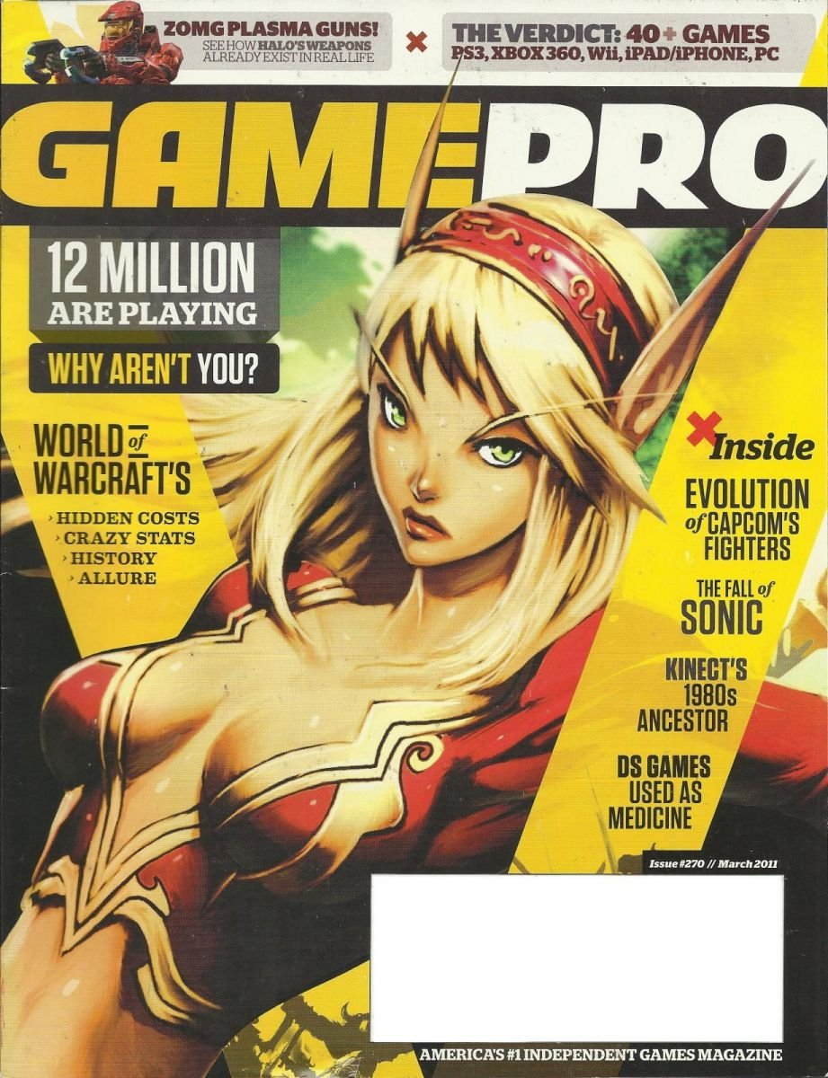 GamePro Issue 270 March 2011